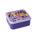 LEGO 40501732 Lunch box Friends fioletowy