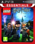 LEGO PS3 HARRY POTTER YEARS 1-4
