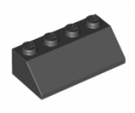 LEGO 303726 Roof Tile 2x4/45
