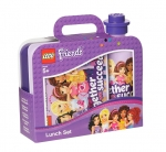 LEGO 40591732 Lunch set Friends fioletowy