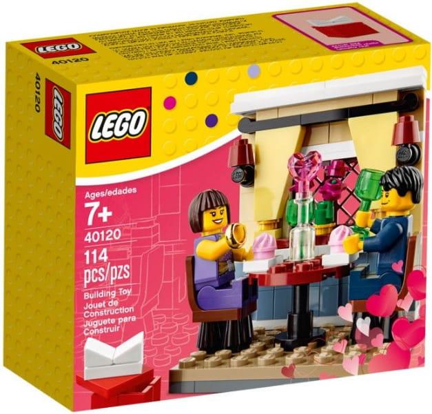 Taco Bell Valentines Day Special   LEGO Valentine S Day Dinner Manami  Sprzedaż